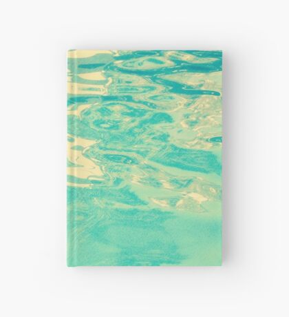 Summer Waters Hardcover Journal