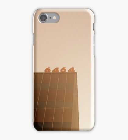 Building 6464 iPhone Case/Skin