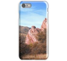 South Valley Park iPhone Case/Skin