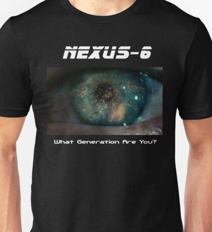 Nexus-6 Unisex T-Shirt