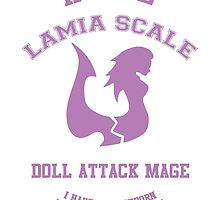 Doll Attack Mage of Lamia Scale - normal by scarletxtears