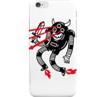 Killer Robot iPhone Case/Skin