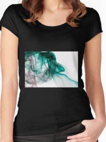 Turquoise Gift Women's Fitted Scoop T-Shirt