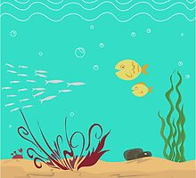 seabed by Marishkayu
