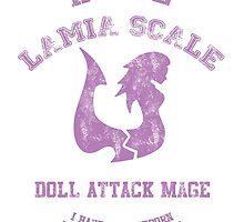 Doll Attack Mage of Lamia Scale by scarletxtears