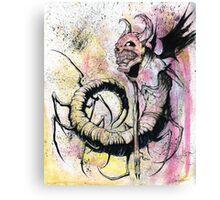 Demonink Canvas Print
