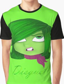 Disgust Graphic T-Shirt