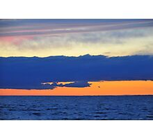 Menemsha Sunset Photographic Print