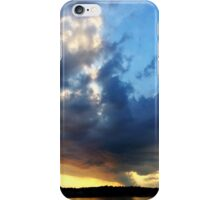 Vineyard haven Sunset iPhone Case/Skin