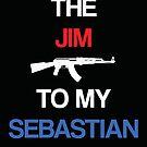 Jim to my Sebastian (Black) by KitsuneDesigns
