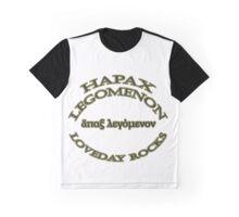 Hapax legomenon #1 Graphic T-Shirt