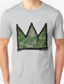 "Basquiat ""King of Austin Texas"" T-Shirt"