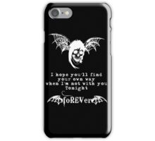 foREVer Fiction Quote  iPhone Case/Skin
