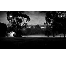 Hays Paddock Photographic Print