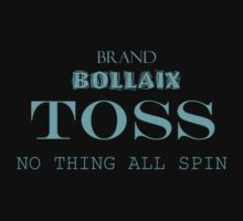 TOSS new from BRAND BOLLAIX by OTOFURU