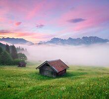 Alpen Glory by Michael Breitung