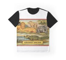 Seriously Uncool Graphic T-Shirt