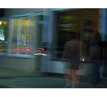 Ghostly Photographic Print