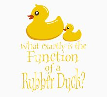 Rubber Ducky Unisex T-Shirt