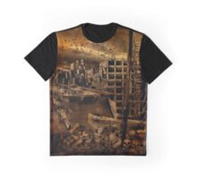 The third ruins.  Graphic T-Shirt