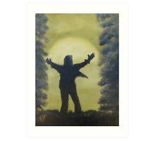 """Breaking Of The Dawn""  by Carter L. Shepard Art Print"