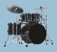 Black drums Kids Clothes