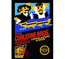 Super Corleone Bros Photographic Print