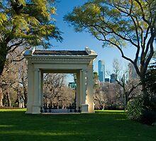 Fitzroy Gardens by rjpmcmahon
