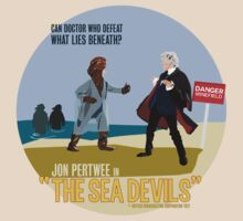Doctor Who - The Sea Devils by Tim Foley