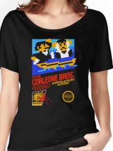Super Corleone Bros Women's Relaxed Fit T-Shirt
