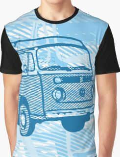 Blue Bay Campervan Dub-U (please see description) Graphic T-Shirt