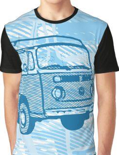 Blue Bay Campervan Dub-U (please see description) Graphic T-Shirt