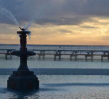 Water fountain. by diamonddays