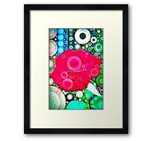 Rosen Framed Print