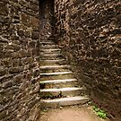 Take the Stairs... But to Where? by Elizabeth Tunstall