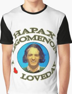 Hapax legomenon #2 Graphic T-Shirt