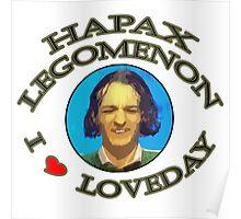 Hapax legomenon #2 Poster