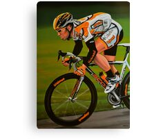 Mark Cavendish Painting Canvas Print