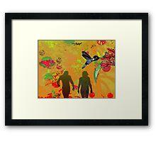 Sommer Framed Print