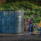 Pissoir by Ian English