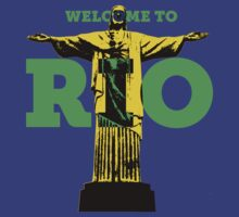 Welcome to Rio by mboes