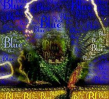 Blue by Roland Richter