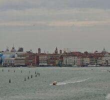 Canale Grande, Venice by Gitana65