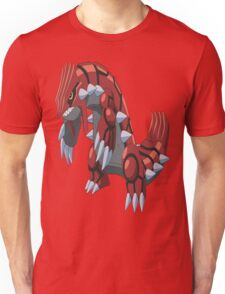 Groudon Unisex T-Shirt
