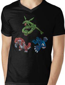 Weather Trio Mens V-Neck T-Shirt