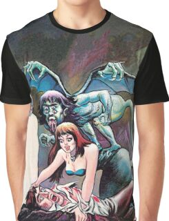Eerie Publications Textless cover #2 Graphic T-Shirt