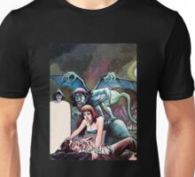 Eerie Publications Textless cover #2 Unisex T-Shirt