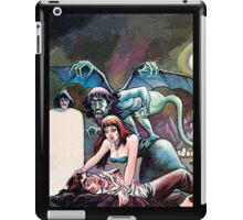 Eerie Publications Textless cover #2 iPad Case/Skin