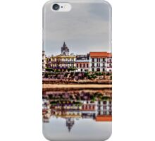 Reflections of the Old Quarters in Panama iPhone Case/Skin