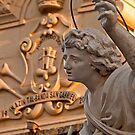 Balzan Feast Malta (Gabriel) by Edwin  Catania
